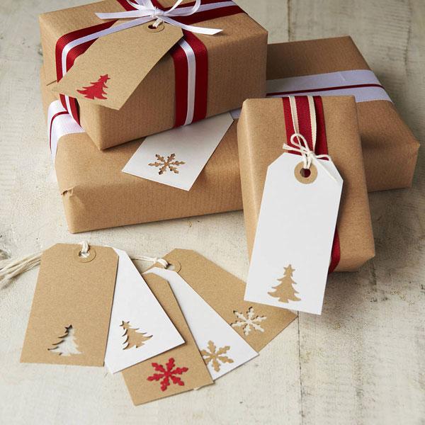 Как сделать упаковки для новогодних подарков своими руками